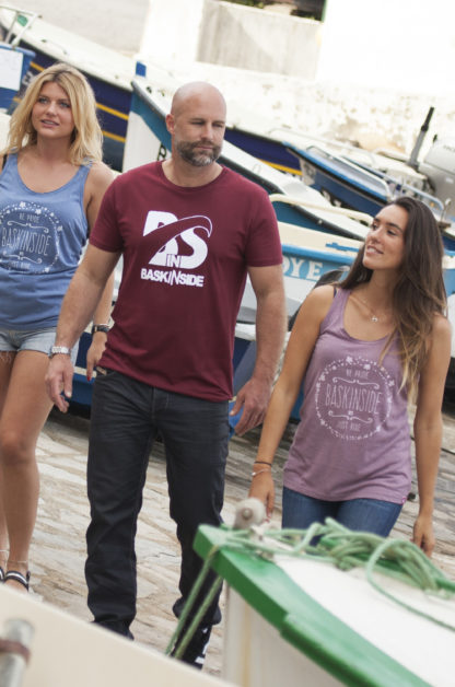 coton bio baskinside local pays basque tshirt