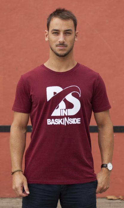 baskinside tshirt coton bio pays basque local