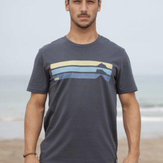T-shirt-mendee coton bio pays basque