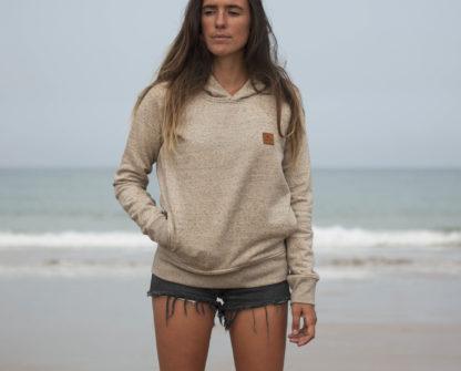 mode eco responsable sweat femme coton bio baskinside marque basque au pays basque
