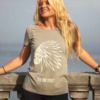 mode eco responsable tshirt femme coton bio baskinside marque basque au pays basque